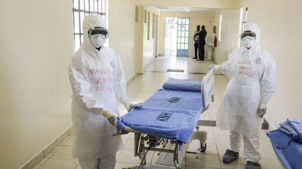 Coronavirus au Kenya - Sputnik France