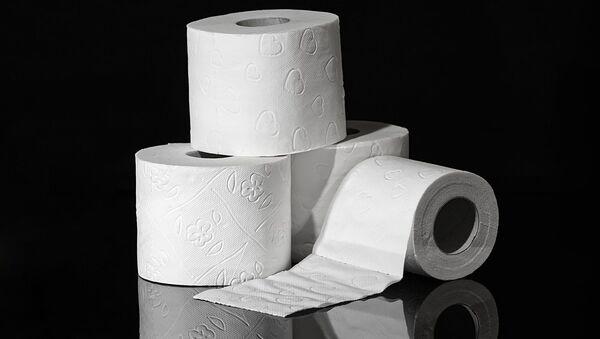 Un papier toilette - Sputnik France