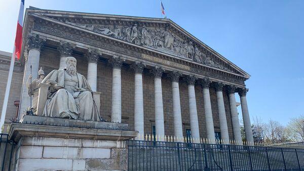 Assemblée nationale à Paris - Sputnik France