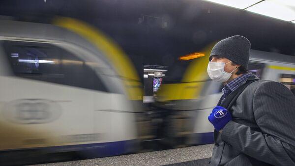 Coronavirus en Belgique - Sputnik France