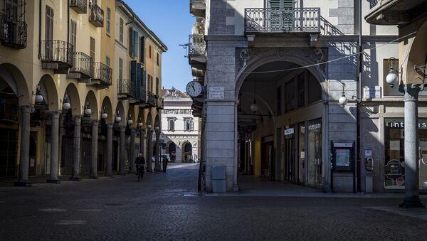Épidémie de coronavirus en Italie  - Sputnik France