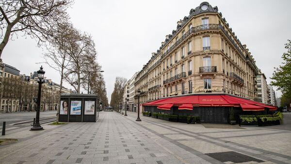 Ситуация в Париже в связи с коронавирусом - Sputnik France