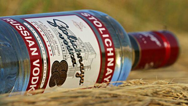 Une bouteille de vodka - Sputnik France