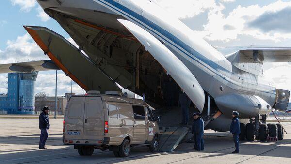 Россия окажет помощь Италии в борьбе с COVID-19 - Sputnik France