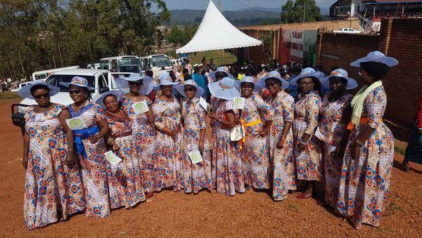Les membres de Women in Action for Peace - Burundi - Sputnik France