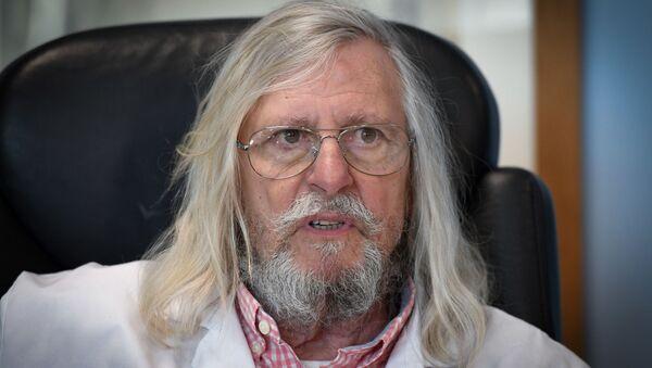 Didier Raoult - Sputnik France