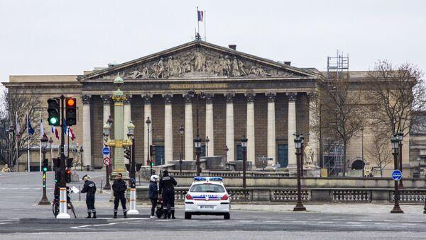 Paris lors du confinement sanitaire - Sputnik France