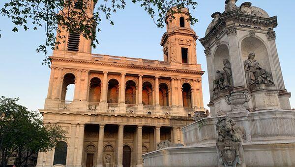 Les églises de Paris font sonner leurs cloches en solidarité face au coronavirus - Sputnik France