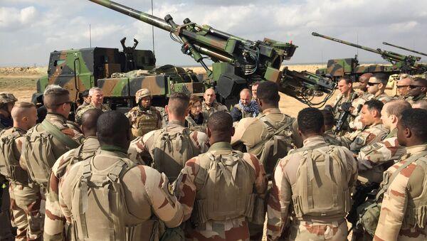Militaires de l'opération Chammal - Sputnik France
