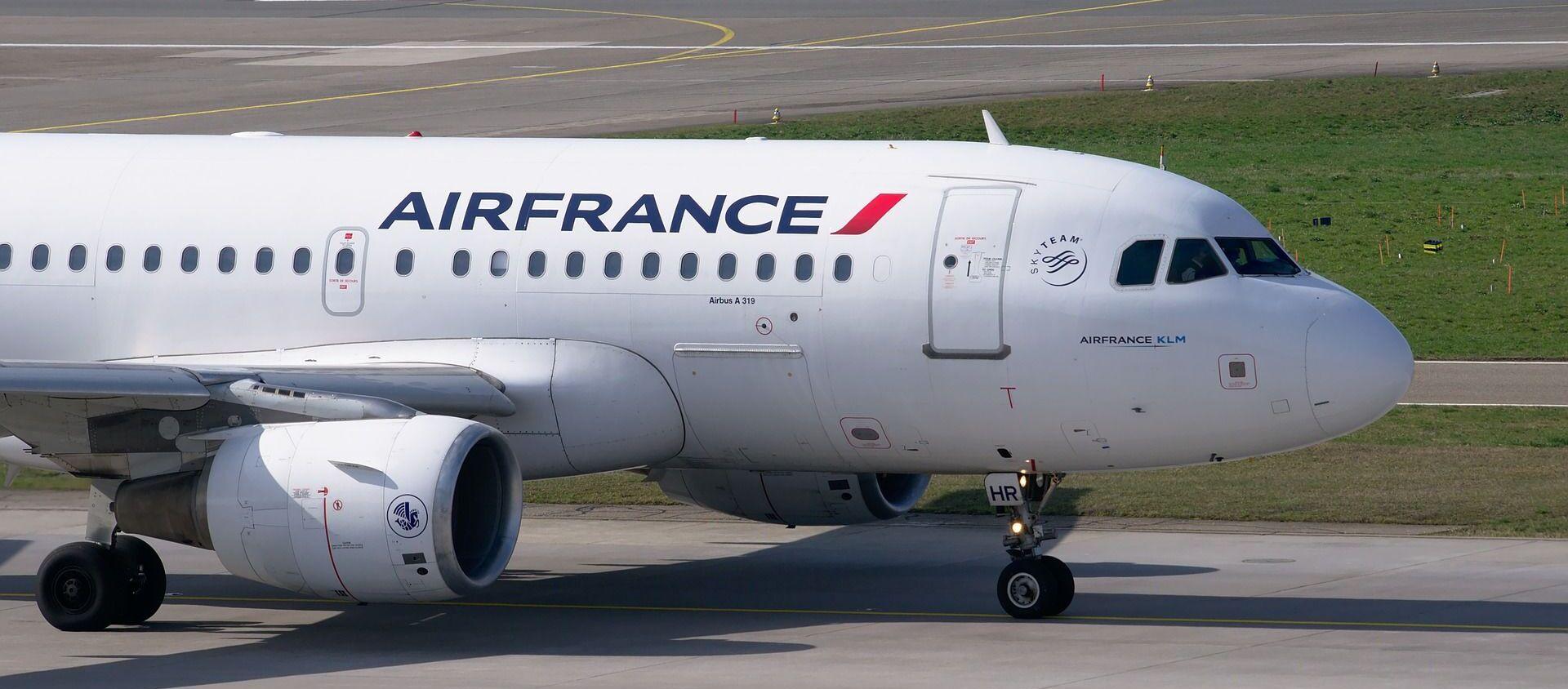 Air France - Sputnik France, 1920, 22.06.2020