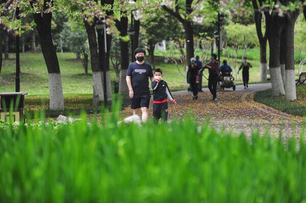 Le retour de Wuhan à la vie normale   - Sputnik France