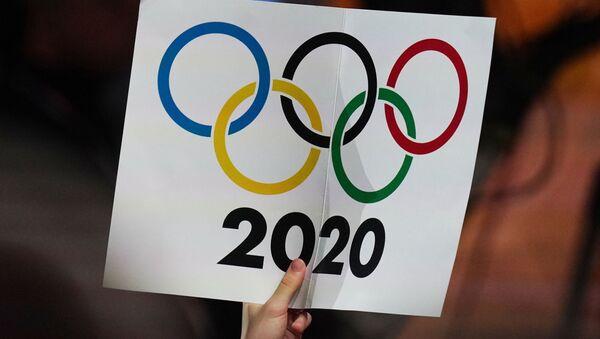 Jeux olympiques 2020 - Sputnik France