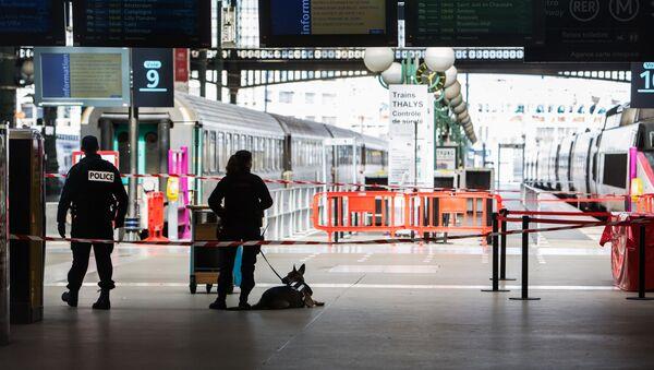 Gare du Nord à Paris - Sputnik France