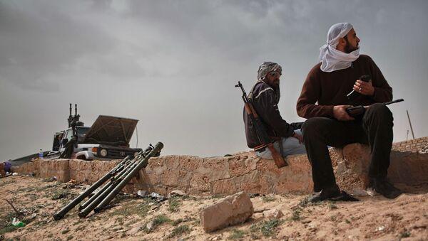 Les forces de l'opposition libyenne (archive photo) - Sputnik France