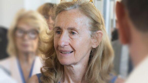 Photographie portrait de Nicole Belloubet le 26 juin 2019 à Poitiers, France - Sputnik France