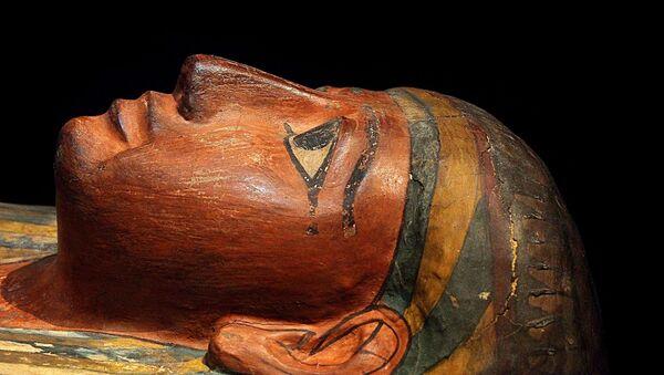 Un sarcophage égyptien (image d'illustration) - Sputnik France