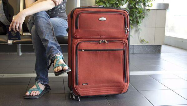 Une valise  - Sputnik France