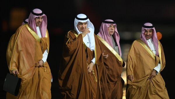 Délégation saoudienne en visite à Moscou - Sputnik France