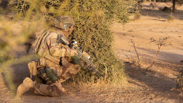 Opération Barkhane: commando français au Mali - Sputnik France