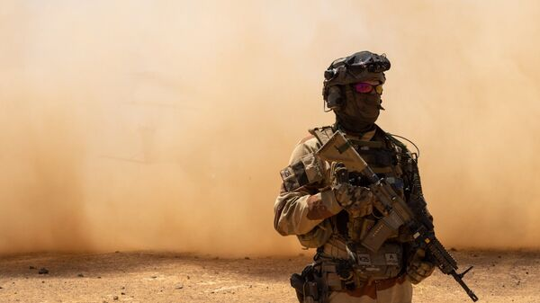 Opération barkhane : GCP au Mali - Sputnik France