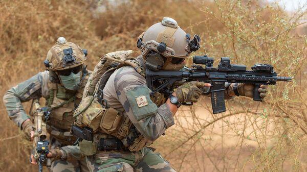 Opération Barkhane : les GCP poursuivent la traque des djihadistes - Sputnik France