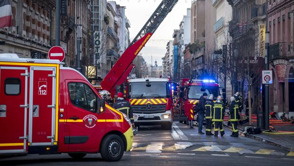 Pompiers - Sputnik France