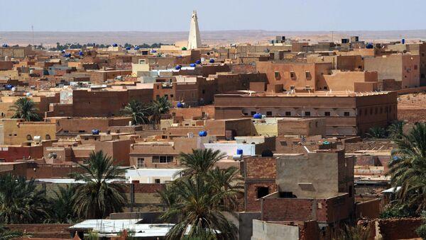 La ville de Guerara, dans la vallée du M'Zab, en Algérie - Sputnik France