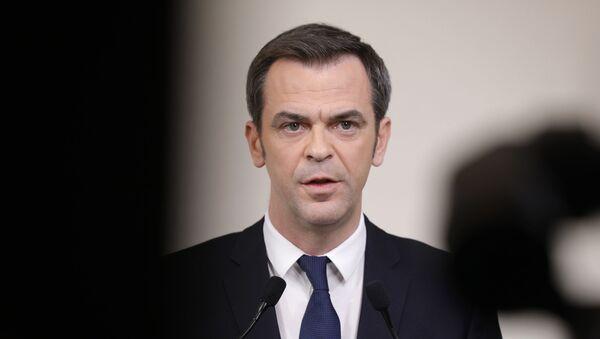 Olivier Véran, archives  - Sputnik France