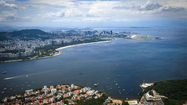 Vue de la baie de Guanabara - Sputnik France