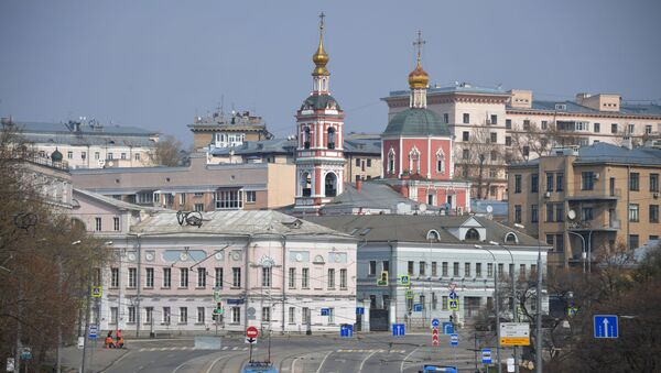 Moscou (archive photo) - Sputnik France