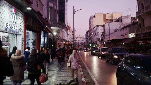 Boulevard Pasteur, Tanger - Sputnik France