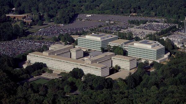 CIA headquarters, Langley, Virginia - Sputnik France