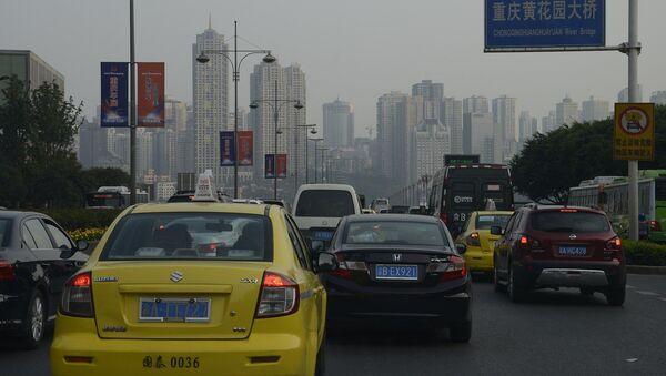 Des voitures en Chine - Sputnik France