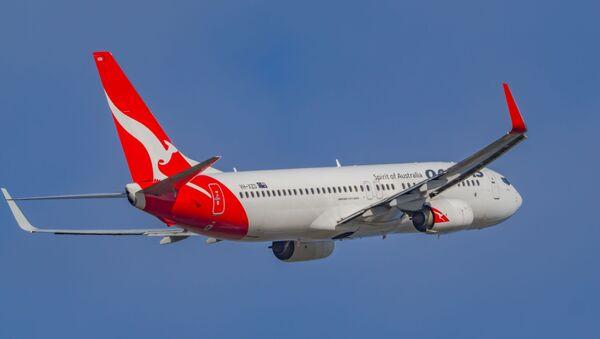 Un Boeing 737-800 de Qantas - Sputnik France