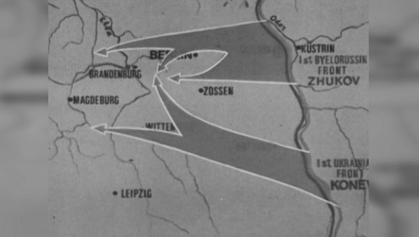 Bataille de Berlin - Sputnik France
