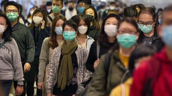 Coronavirus en Chine - Sputnik France