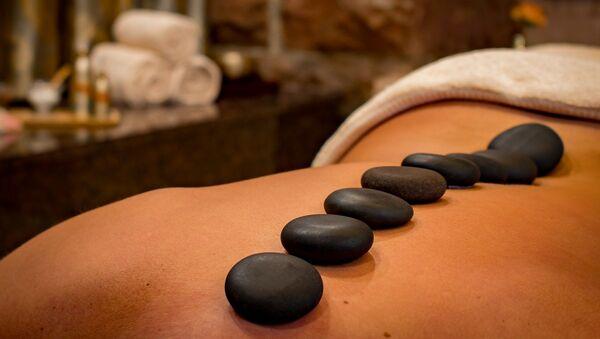 Massage (image d'illustration) - Sputnik France