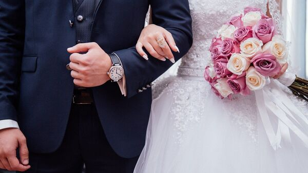 Un mariage - Sputnik France