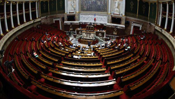 Assemblée nationale - Sputnik France