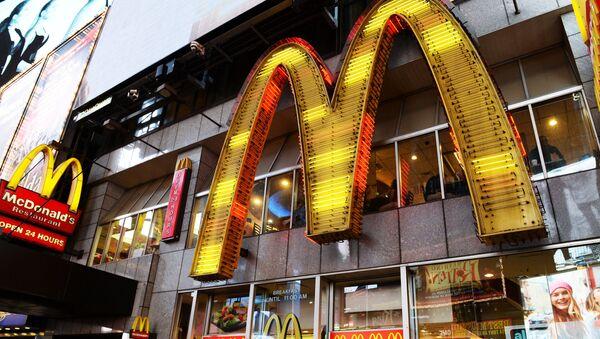 Un McDonald's - Sputnik France