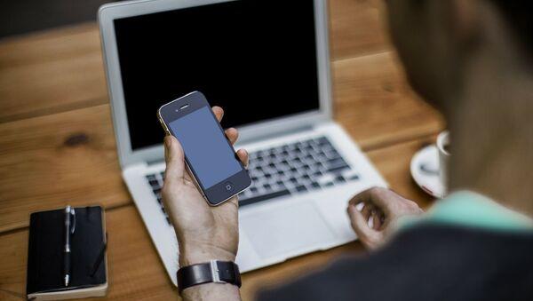 Smartphone, image d'illustration - Sputnik France