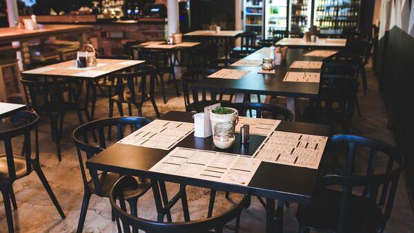 Restaurant - Sputnik France