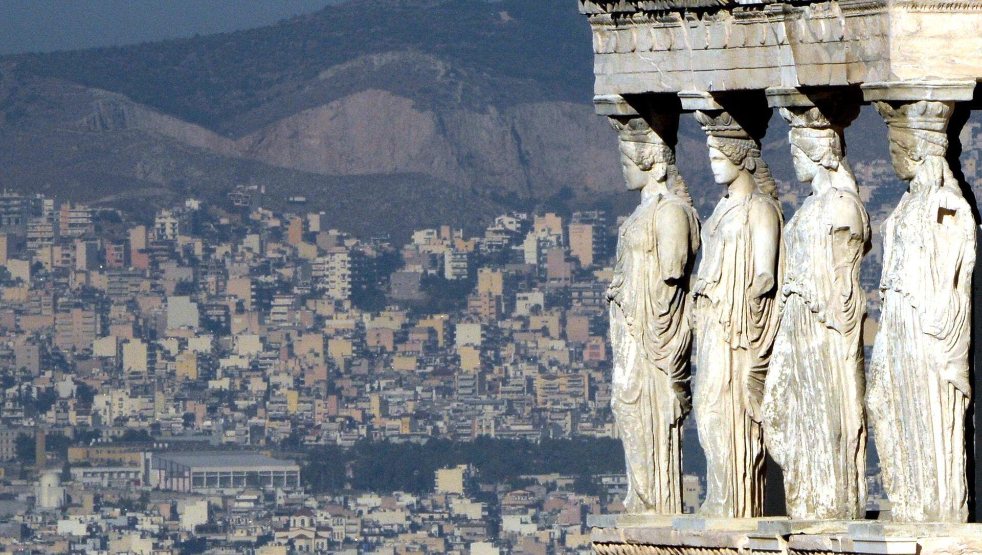 Acropole d'Athènes - Sputnik France, 1920, 17.09.2021