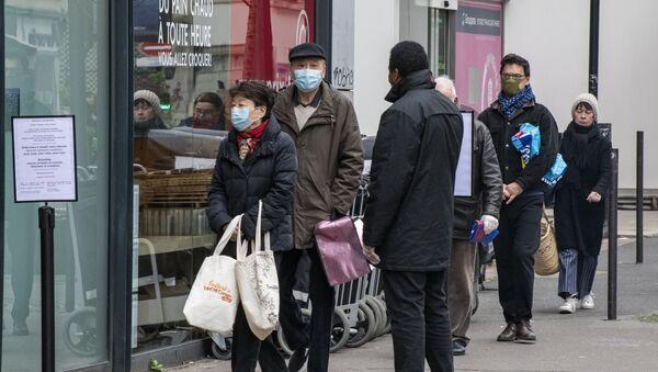 Coronavirus en France - Sputnik France