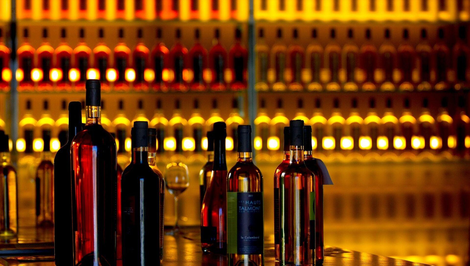 Des bouteilles de vin - Sputnik France, 1920, 06.08.2021