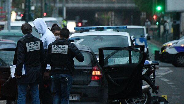 Situation à Colombes après une attaque sur deux policiers - Sputnik France
