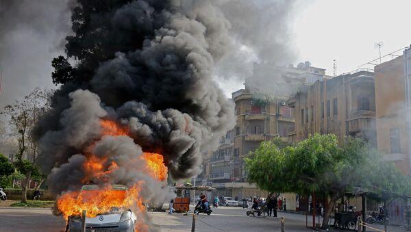 Tripoli le 28 avril - Sputnik France