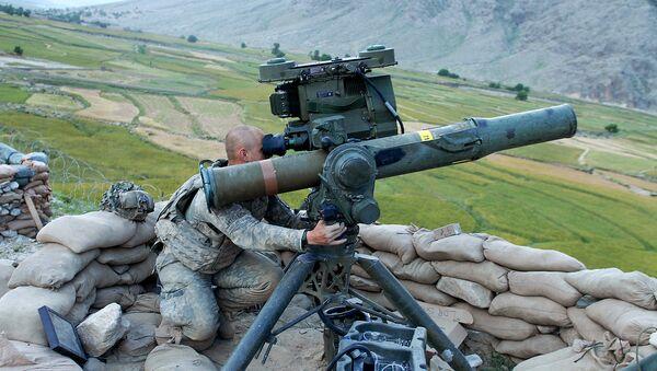 Un lance-missiles TOW (image d'illustration) - Sputnik France