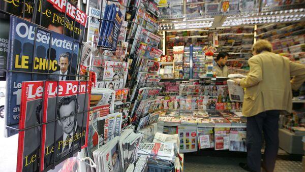 Magazines français - Sputnik France