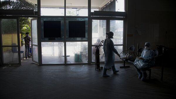 Un hôpital en Inde - Sputnik France